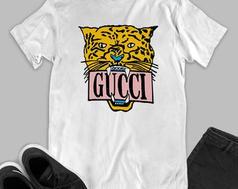 785d7658844 Gucci Jaguar inspired Gucci Youth   Unisex adults T-Shirt