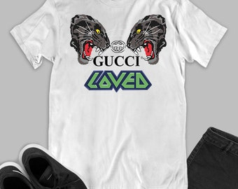 c9463efa5 Gucci Loved inspired Gucci Youth & Unisex adults T-Shirt, Gucci shirt