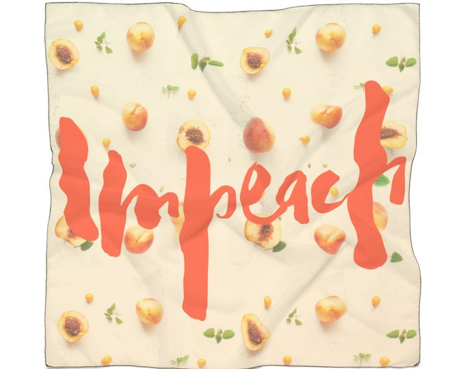 Im-Peach Scarf