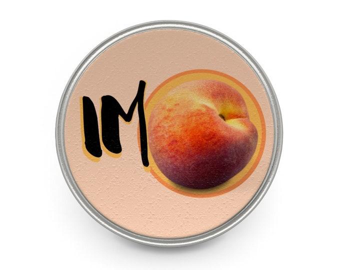 Im-Peach Metal Pin