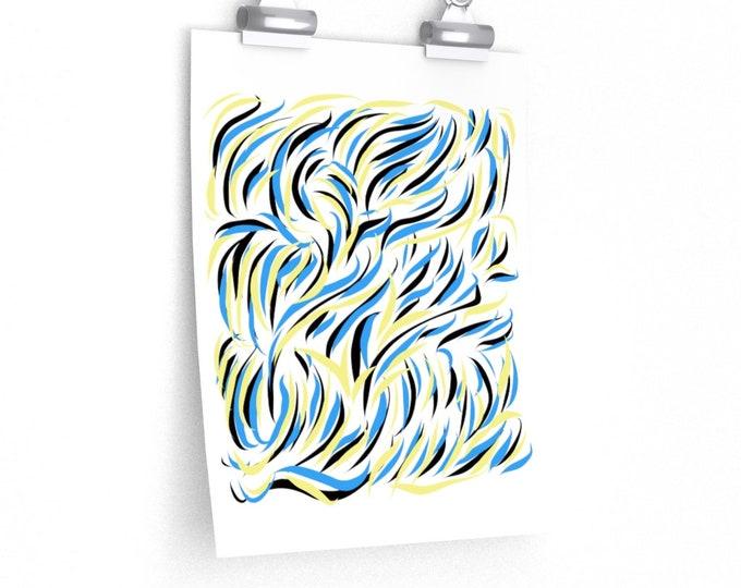 Swirly Illustration