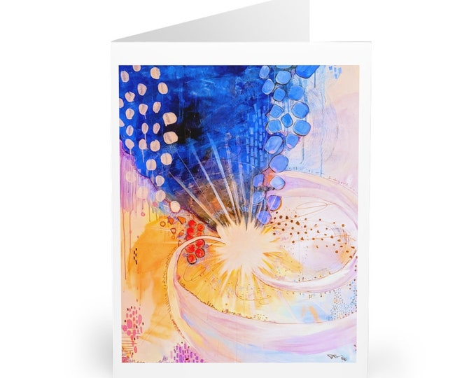 Spark Greeting Cards (5 Pack)