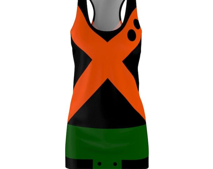 Explosion Cut & Sew Racerback Dress