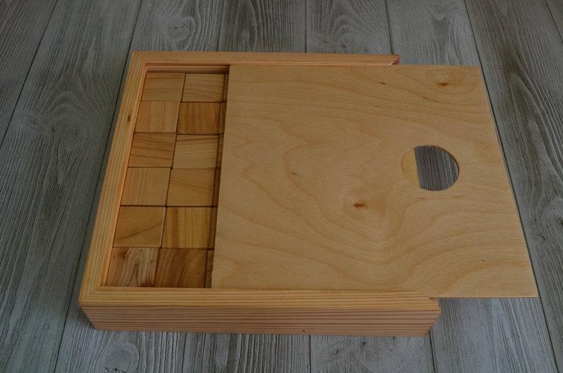 Wooden blocks/Waldorf toys/ montessori materials/Montessori toys/Wood  toy/wooden bricks set/wooden blocks set/blocks and briks/wooden toys
