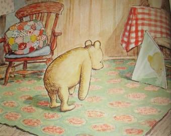 Stubenwagen Winnie Pooh : 1957 winnie the pooh etsy
