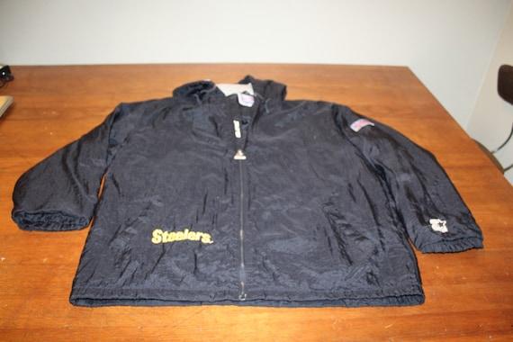 Vintage Pittsburgh Steelers NFL Starter Jacket - B
