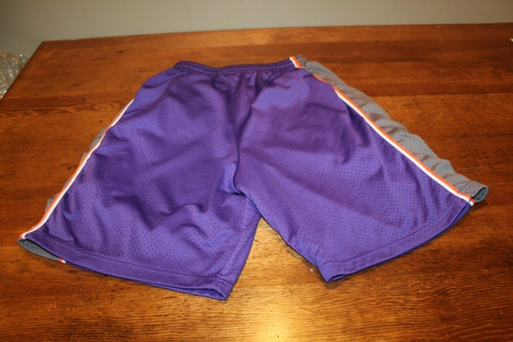 Vintage Phoenix Suns Champion Basketball Shorts Large Stitched