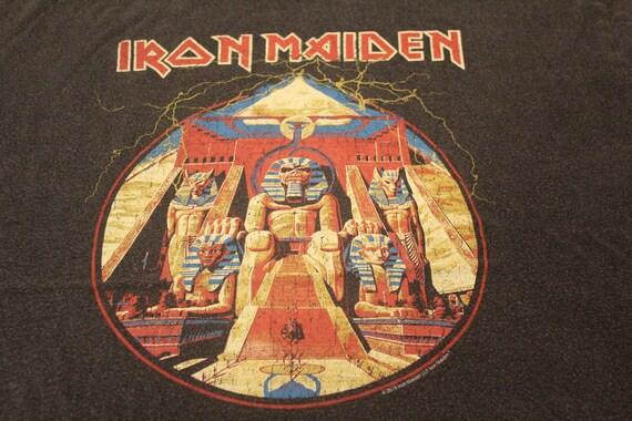 Iron Maiden Rock Band T Shirt S/M
