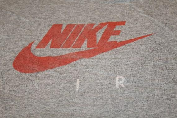 Vintage Nike Air T Shirt - Xl - Grade