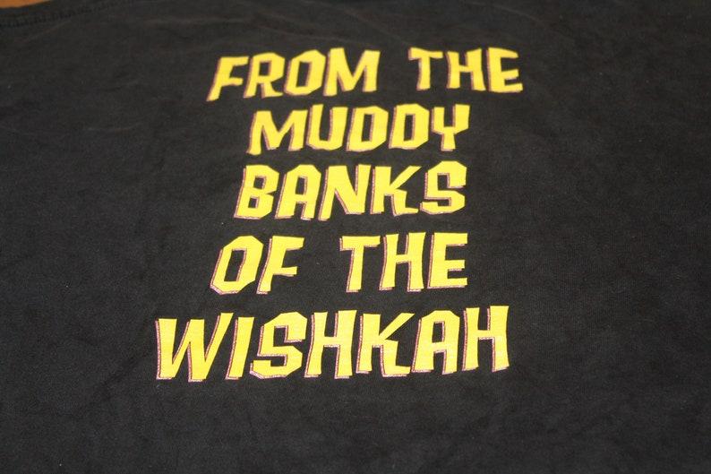 1996 Nirvana Kurt Cobain T-shirt From The Muddy Banks Of The Wishkah Large