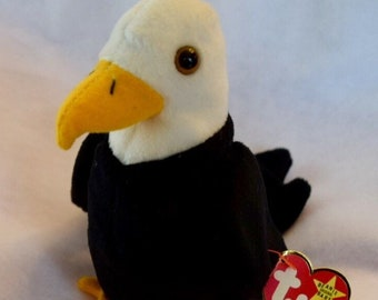 Baldy the Bald Eagle - Original TY Beanie Babies d6fa300bfcf2