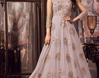 e1547ec8a6 Ethnic Anarkali Set/Gown Embroidered