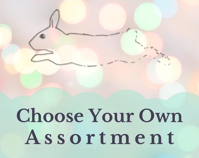 Choose Your Own Assortment - Note Cards