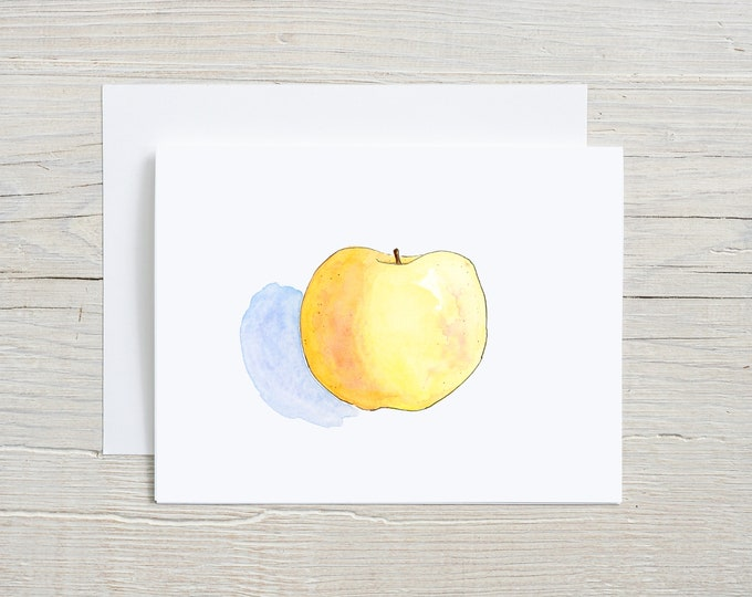 Apple Note Card