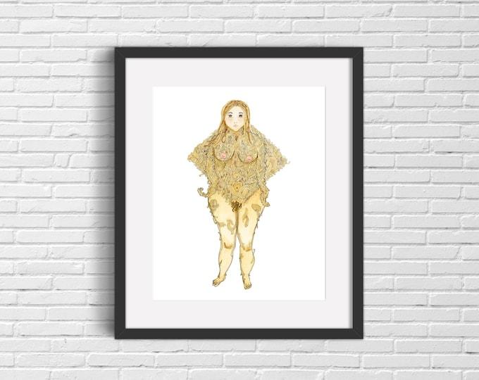 Send Noods Art Print | Wall Art