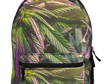 Made in USA Cannabis Backpack