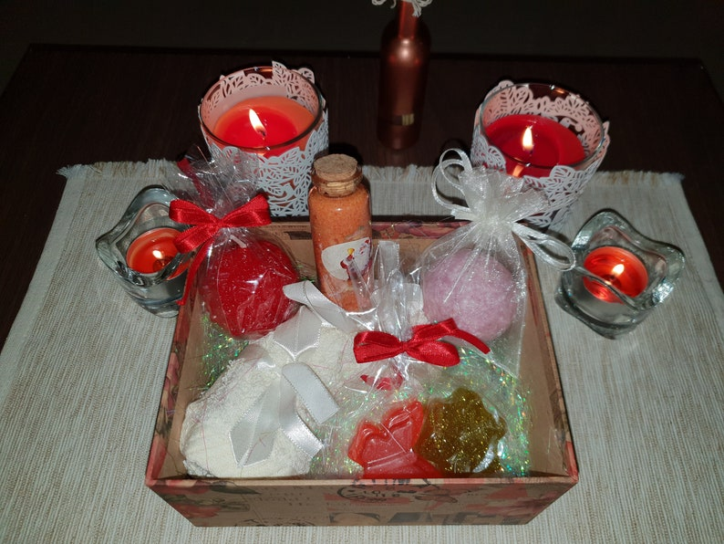 Beauty Set Spa Gift Set Gifts For Girlfriend Gift For image 0