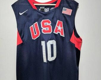 Kobe Bryant team USA jersey 250a47f2e