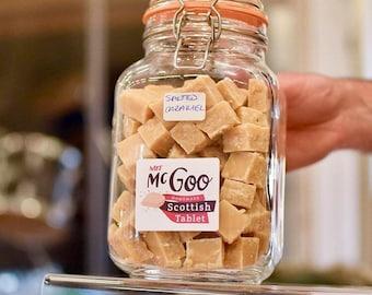 Mrs McGoo Homemade Scottish Tablet (Butter Fudge)