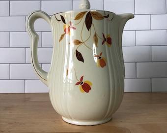 Hall's Superior Quality Kitchenware Jewel Tea Coffee Pot