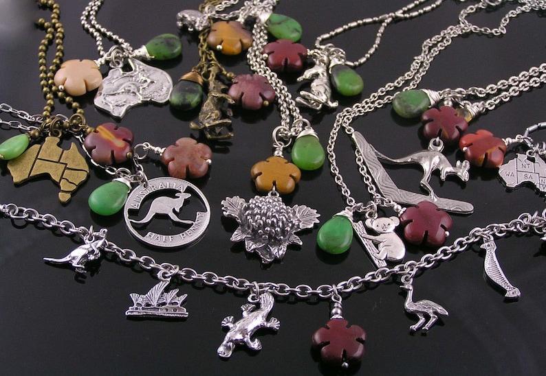 N2240 Gemstone Pendant Gothic Jewelry Chunky Necklace Ram Pentagram Necklace Garnet Aventurine and Carnelian Gothic Necklace