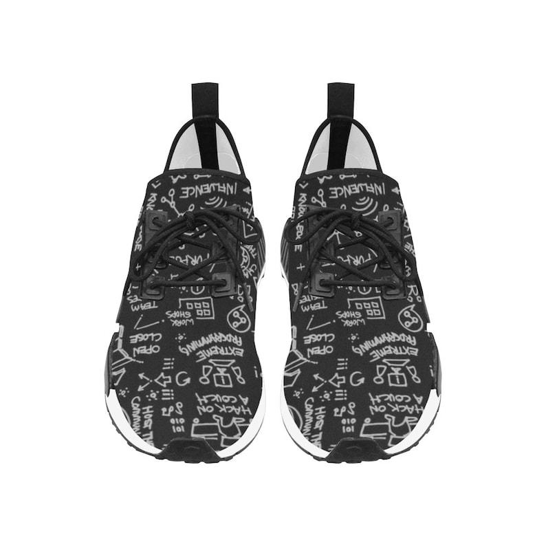 Sneakers bordo nero donna IJPXJFhR