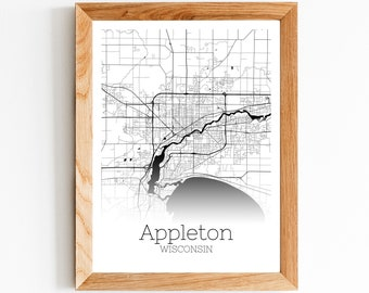 Appleton map | Etsy on map of new holstein wi, map of ladysmith wi, map of lakewood wi, map of redgranite wi, map of american fork ut, map of wisconsin, map of clyman wi, map of city of milwaukee wi, map of eleva wi, map of bountiful ut, map of cornucopia wi, map of neillsville wi, map of new franken wi, map of lawrence university wi, map of shell lake wi, map of keshena wi, map of florence wi, map of eau claire county wi, map of exeland wi, map of the fox valley wi,