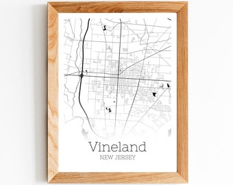 Vineland map | Etsy on penns grove map, deptford township map, stone city map, randolph map, new jersey motorsports park map, summit map, browns mills map, flemington map, new jersey location map, oaklyn map, barnegat township map, haddonfield map, cherry hill map, avalon manor map, keansburg map, estell manor map, bayonne map, white house station map, westville map, southampton township map,