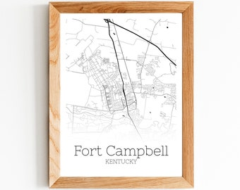 Fort campbell | Etsy