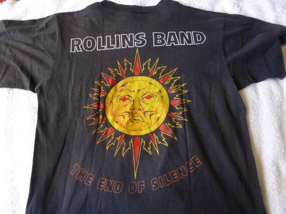 Vintage Rollins Band T Shirt