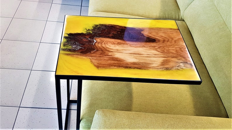 Resin Solid Wood Epoxy Resin Tabletop