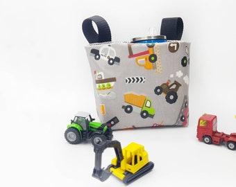 Handlebar bag kids balance bike bike rage, vehicles handlebar bag boy, birthday gift boy