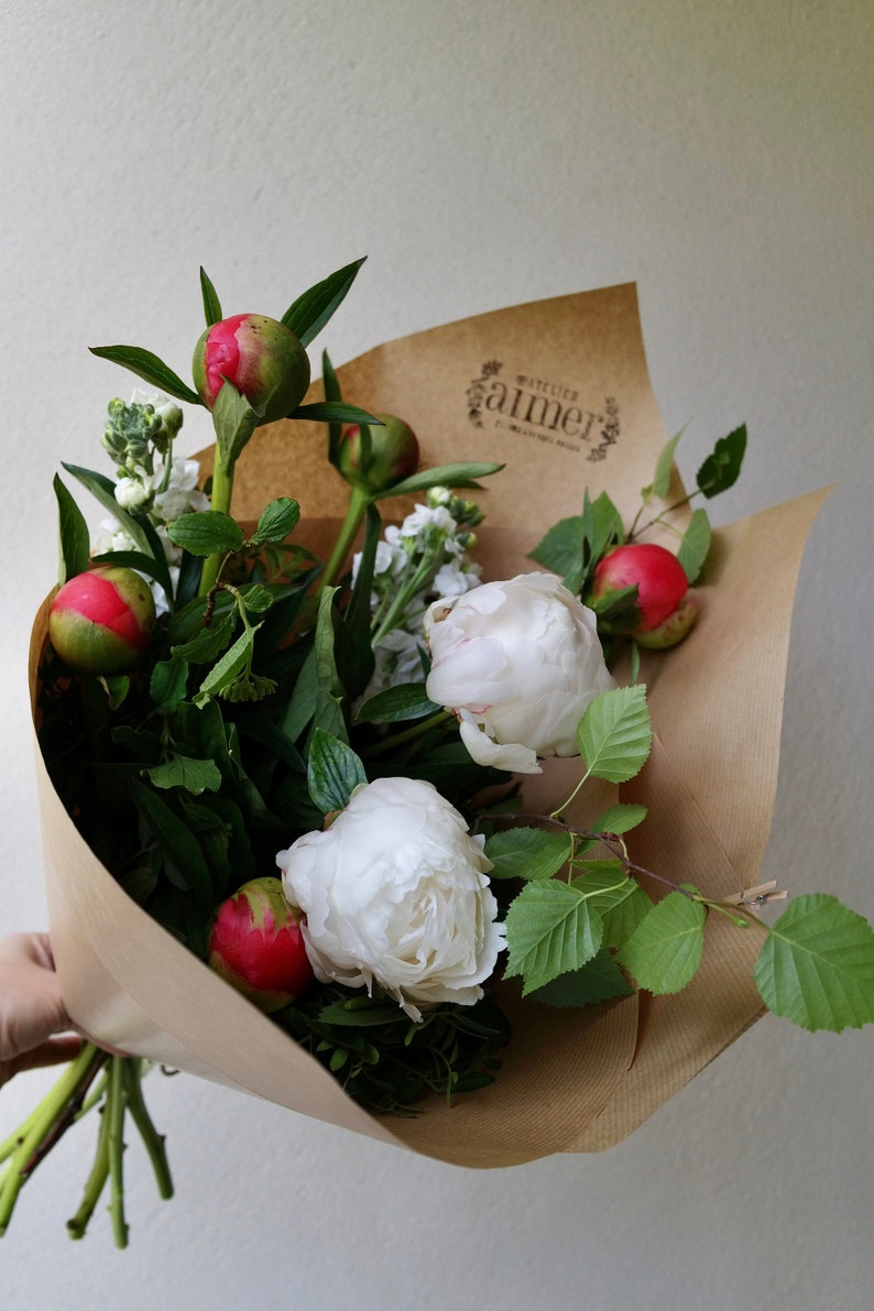 Bouquet of the week  fresh flowers NANTES ONLY image 0
