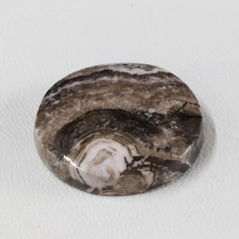 Rhodochrosite Loose Gemstone For Making Wire Wrapping Pendant 32X32X7mm Round Multi Rhodochrosite Nice Quality Cabochon Gemstone