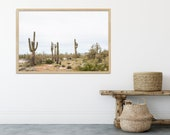 Desert Wall Art, Cactus Print, Desert Home Decor, Southwest Printable Art,  Saguaro Wall Art Printable,  Southwestern Wall Art, BOHO Decor