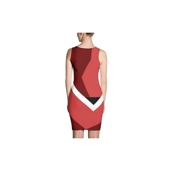 Artez Collection Bodycon Tank Dress