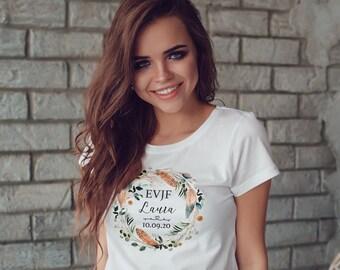 cherche tee shirt femme)