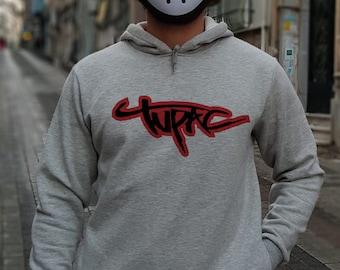 dc2e0c9cfd137 Tupac 2pac Men Hoodie Sweatshirt Sweat Shirt