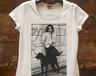 44725d6c501 Jim Morrison Doors Women T-Shirt Shirt Top   Tee Clothing