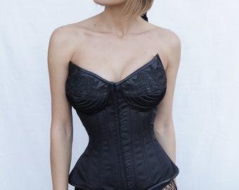 27fe75d543 Seduction overbust corset