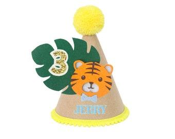 Little Tiger Birthday Outfit Safari Birthday Jungle Birthday Outfit Circus Birthday Hat Tiger Birthday Hat Circus Birthday Outfit,