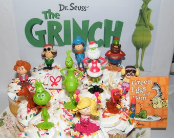 Grinch Decorations Etsy