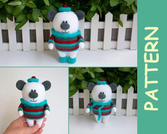 11 Amigurumi Dog Crochet Patterns – Cute Puppies in 2020 | Crochet ... | 456x570