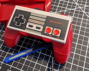 The Most Comfortable NES Grip and Shell - Best Ergonomics - 3D Printed