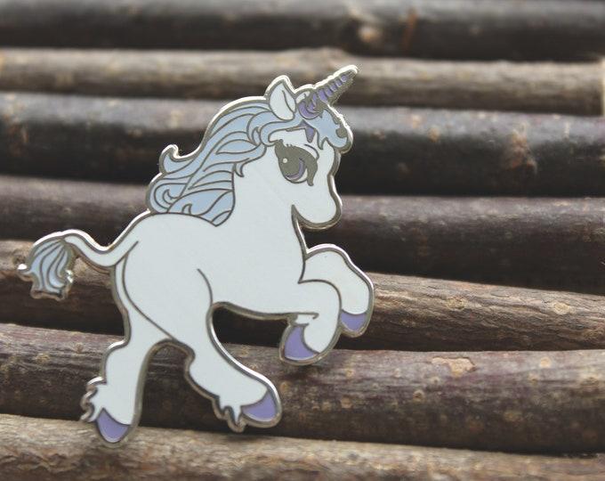 The Last Unicorn Hard Enamel Pin