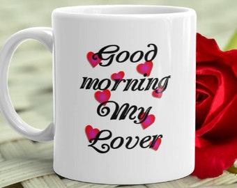 Good Morning My Love Etsy