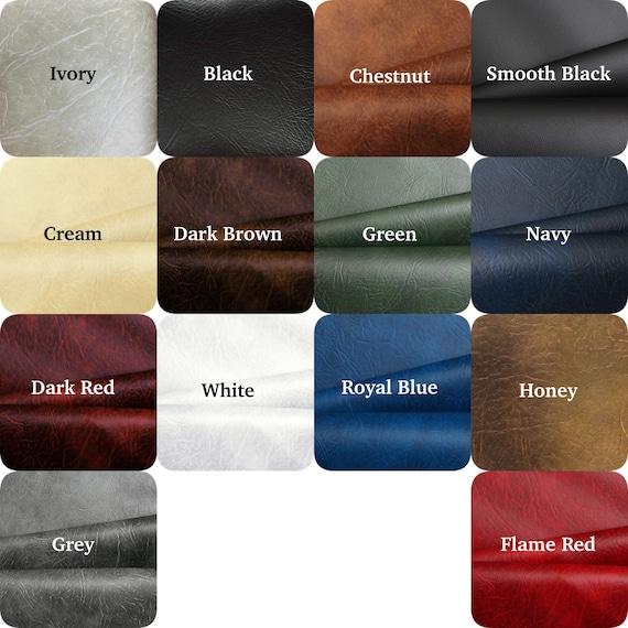 Cream Faux leather//leatherette//Pvc fabric//Material FREE UK P/&P