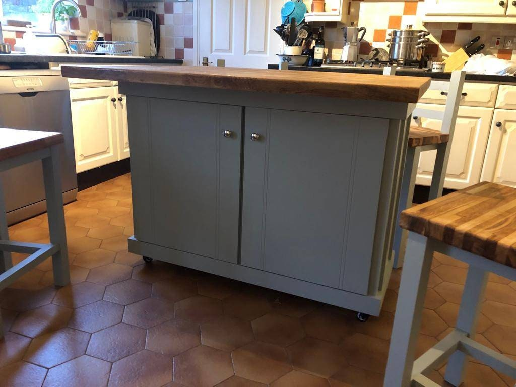 Incredible The Longford Bespoke Kitchen Island Breakfast Bar Made To Lamtechconsult Wood Chair Design Ideas Lamtechconsultcom