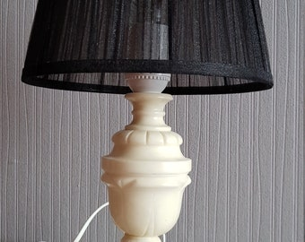 Shabby Chic French Boutique Table Lamps Bedside Lamp Belle Lampe