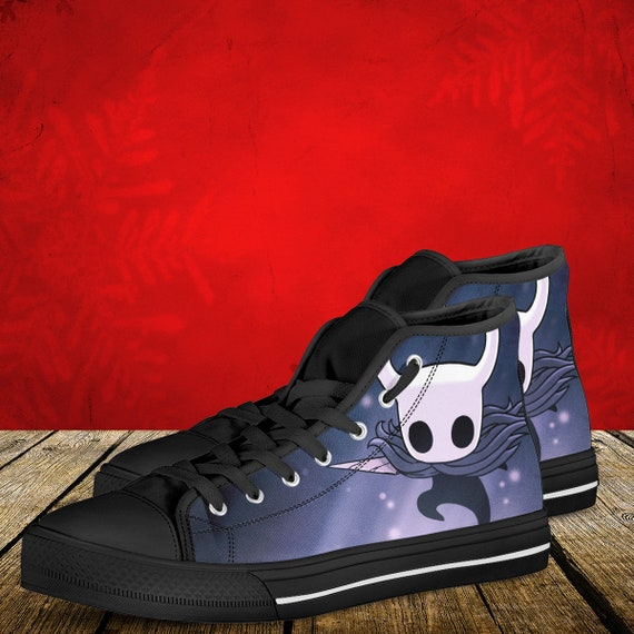 Hollow Knight shoes Hollow Knight High top sneakers , men's, women's and kid's shoes